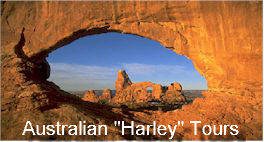 Performance Specialists' Australian Harley Tours